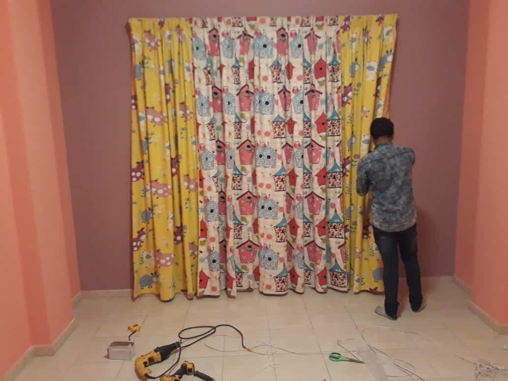 Curtain Alteration Services Dubai